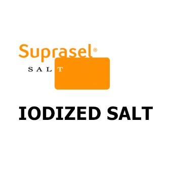 Suprasel jodeeritud peeneteraline sool
